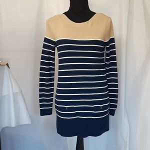 Lands End Sweater Style Dress